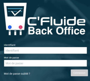C'Fluide - Back Office